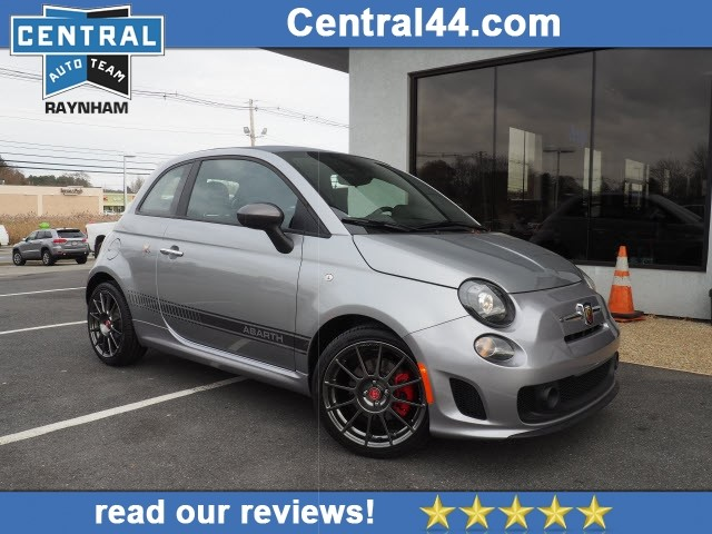 Pre-Owned 2018 FIAT 500c Abarth