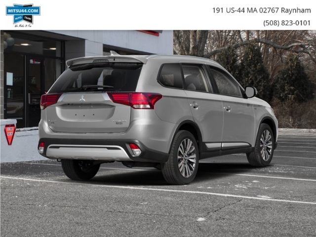 New 2020 Mitsubishi Outlander