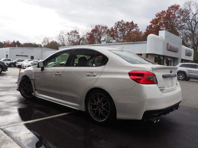 Pre-Owned 2017 Subaru WRX STI Limited