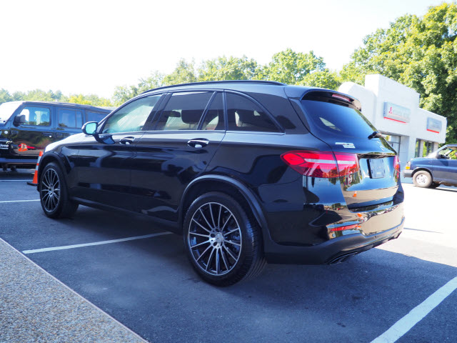 Pre-Owned 2018 Mercedes-Benz GLC AMG® GLC 43