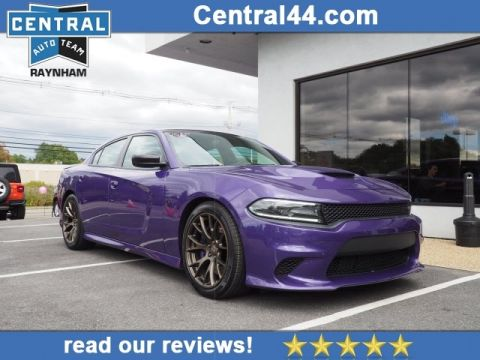 Pre-Owned 2016 Dodge Charger SRT