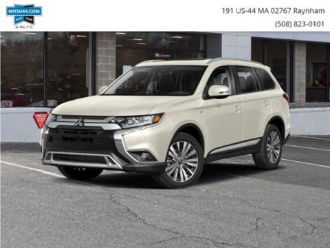 New 2020 Mitsubishi Outlander SP