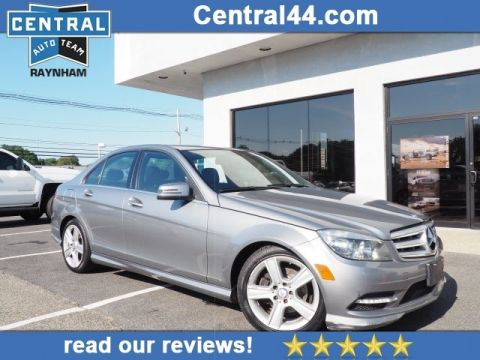 Pre-Owned 2011 Mercedes-Benz C-Class C 300 Luxury 4MATIC®